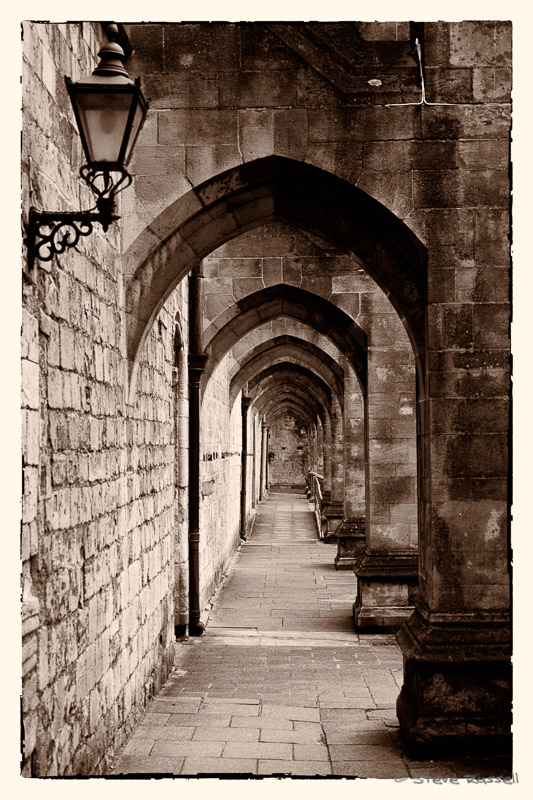 Curle's Passage, Winchester Cathedral