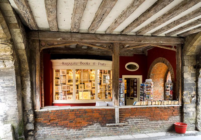 Kingsgate Bookshop