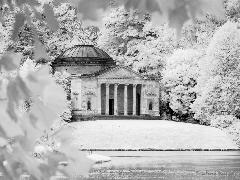 Stourhead IR #9 (720nm)