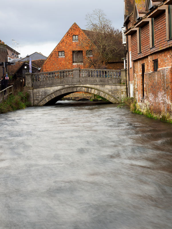 Mill (three Stops)