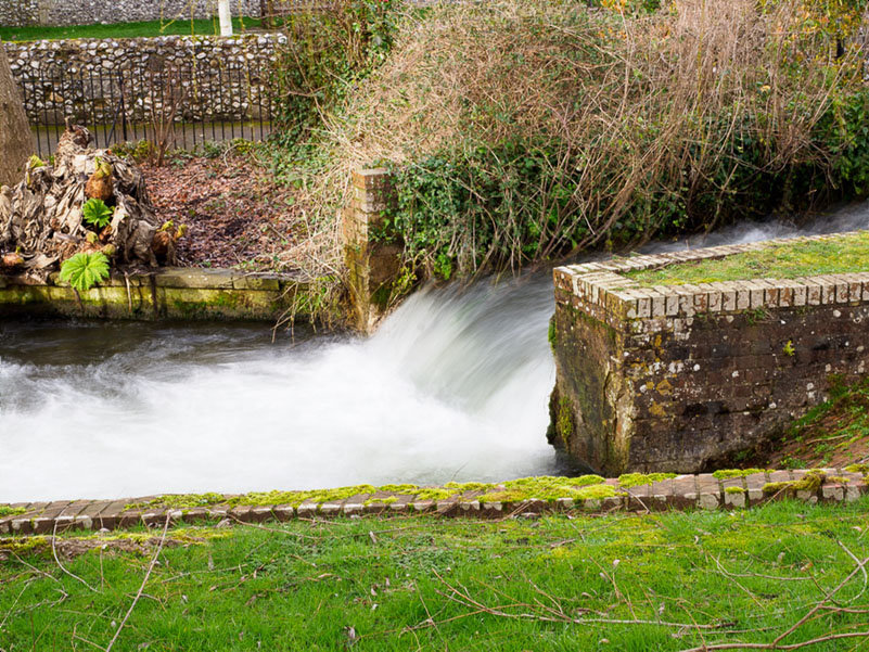 Weir (two Stops)