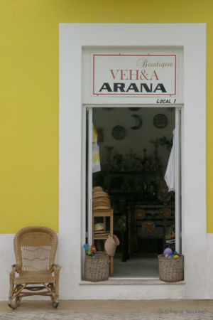 Shop Doorway