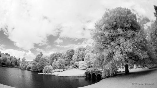 Stourhead IR #19  (665nm)