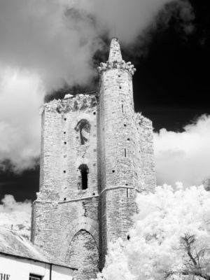 IR Slapton Tower
