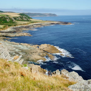 Prawle Point coastline